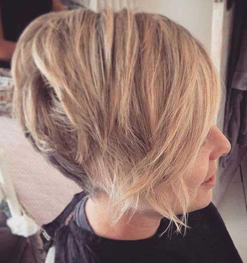 Cute Short Hair Cuts-13