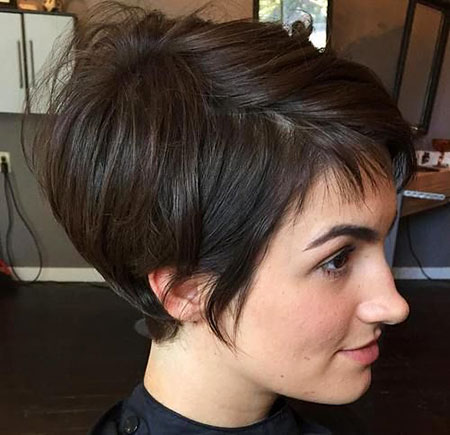 Pixie Bob Layered Short