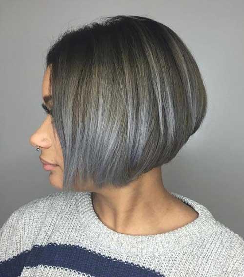 Cute Short Hair Cuts-14