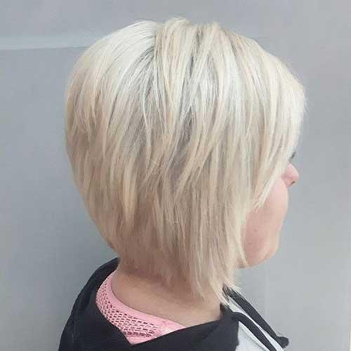 Cute Short Hair Cuts-15