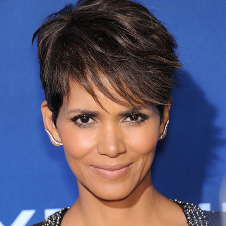 Short Hair Women 40