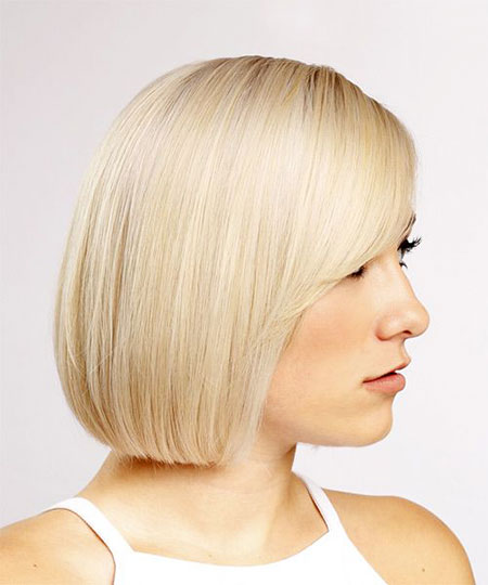 Bob Blonde Hair Short
