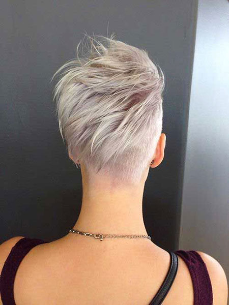 Pixie Blonde Short Hairtyles