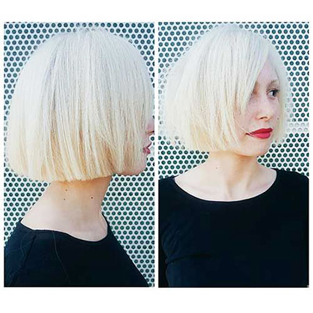 Hair Short Bob Easy
