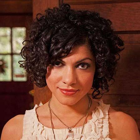 Curly Hair Short 20