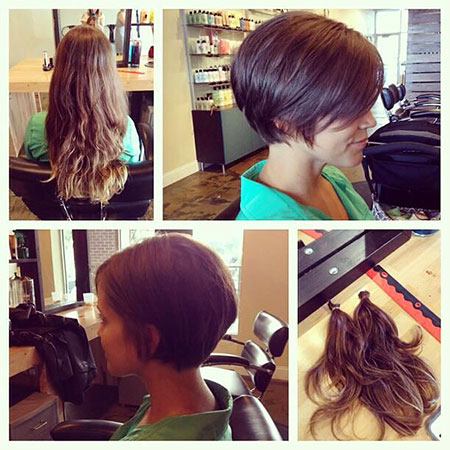 Hair Pixie Bob Short