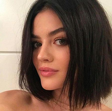 Makeup Dark Hair Beauty
