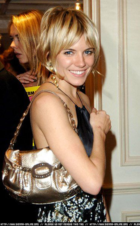 20 Best Sienna Miller Short Hair Short Hairstyles