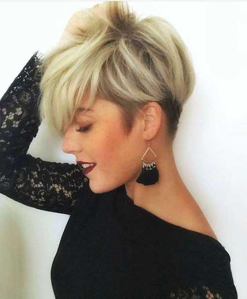 Cute Short Hair Cuts-9