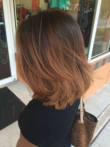 Short Layered Haircut 2018, Hair Bob Medium Hairtyles