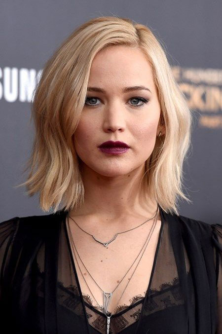 Hair Jennifer Lawrence Bob