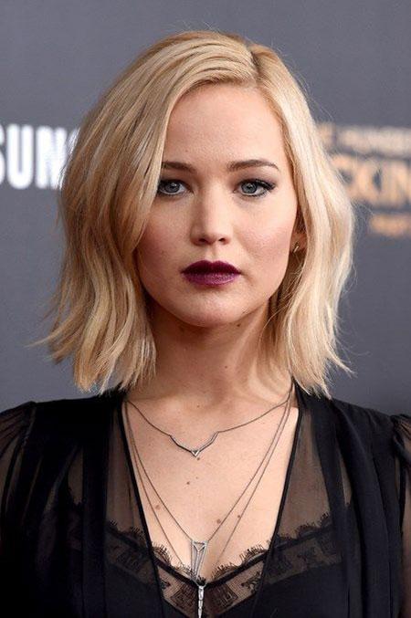 Hair Jennifer Lawrence Bob