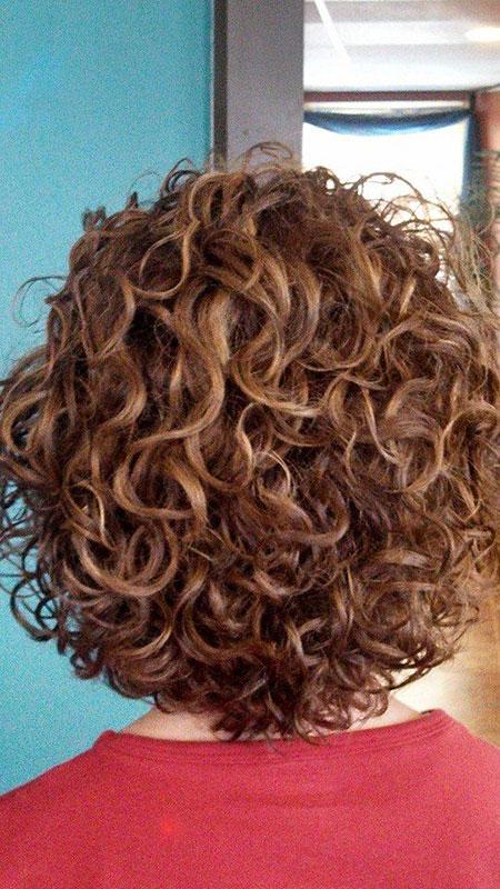 Curly Hair Blonde Styles