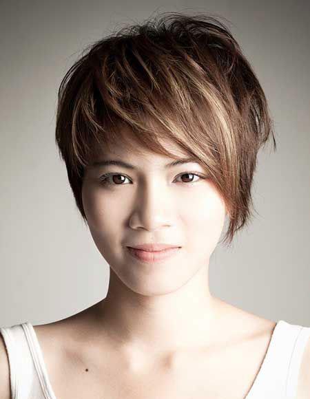 Hair Short Asian Styles