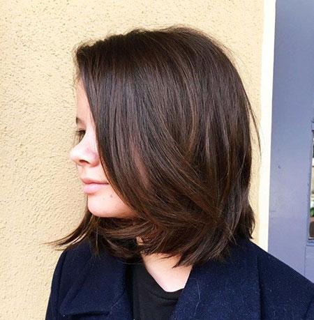Bob Brown Hair Hairtyles