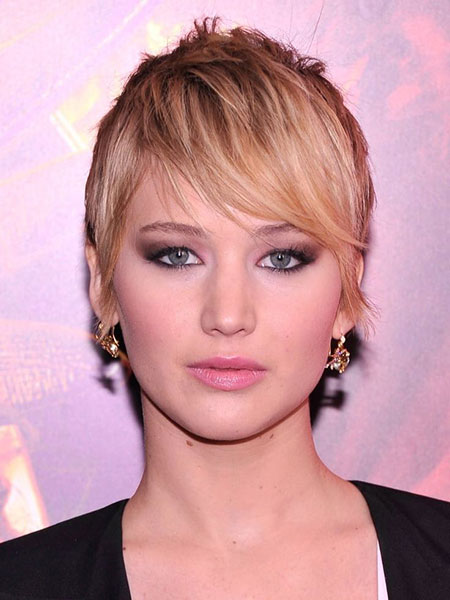 Hair Pixie Short Celebrity