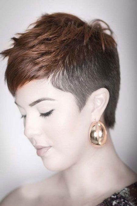 Pixie Short Hair Shaved