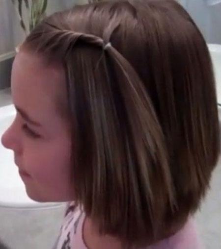 Hairtyles Girl Braid Hair