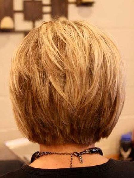 Bob Hair Short Layered