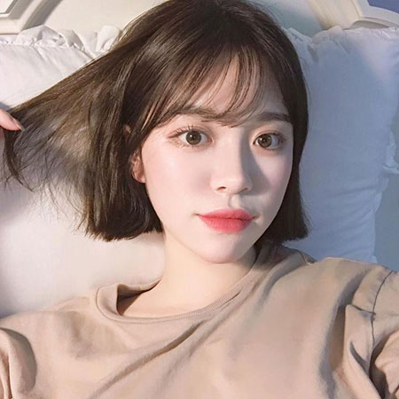 Hair Girl Korean Ulzzang