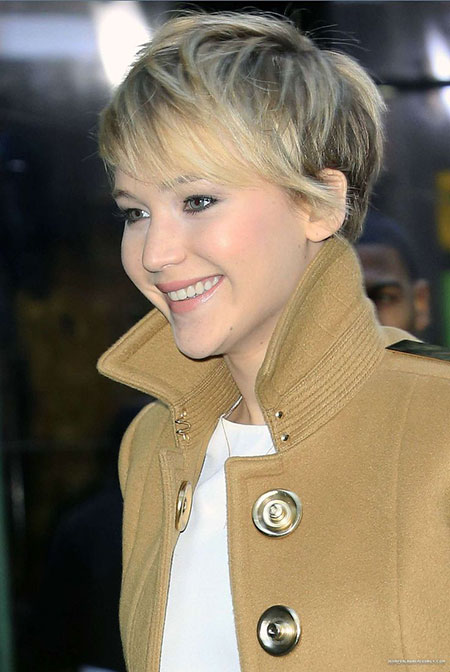 Short Pixie Hair Jennifer