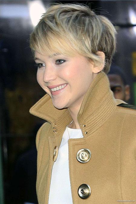 Short Pixie Hair Jennifer