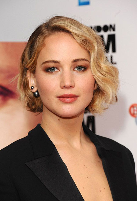 Jennifer Lawrence Bob Jennifer
