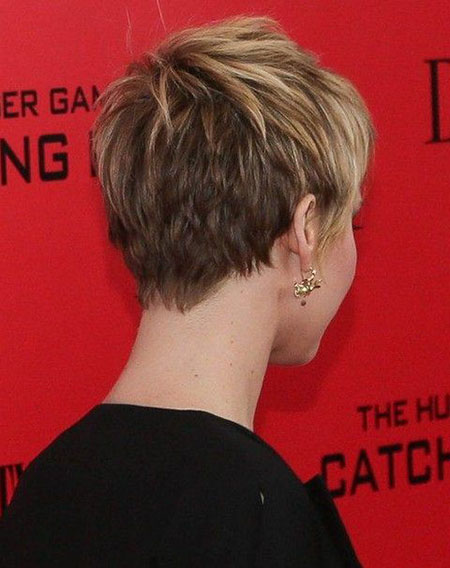 Pixie Choppy Short Back