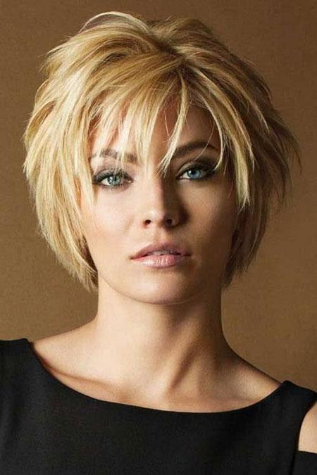 Short Hair Trendy Hairtyles