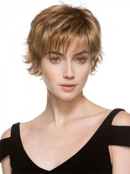 Hair Short Fine 45