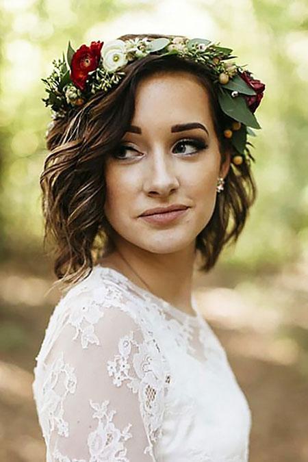 Crown Floweral Wedding Weddings