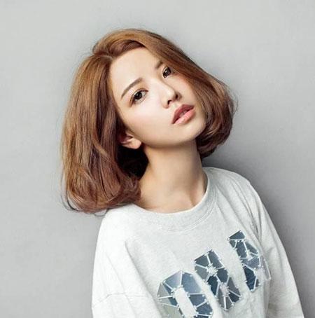 2, Korean Hairstyle