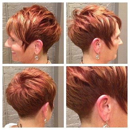 Sassy Pixie, Pixie Hair Short Cut