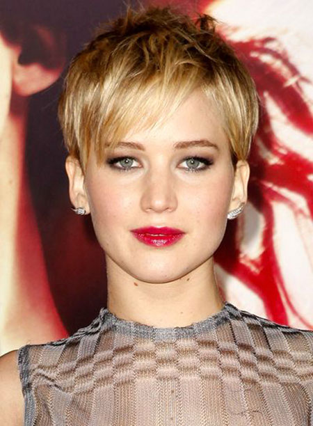 Pixie Short Hair Fashion