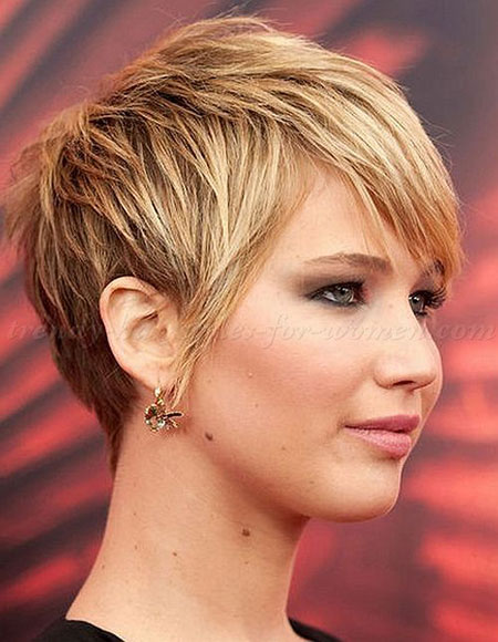 Pixie Hair Short 2018