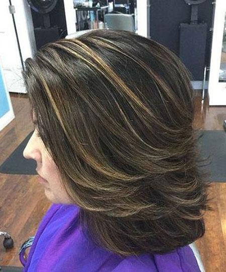 Layered Cut, Hairtyles Hair Medium Layered
