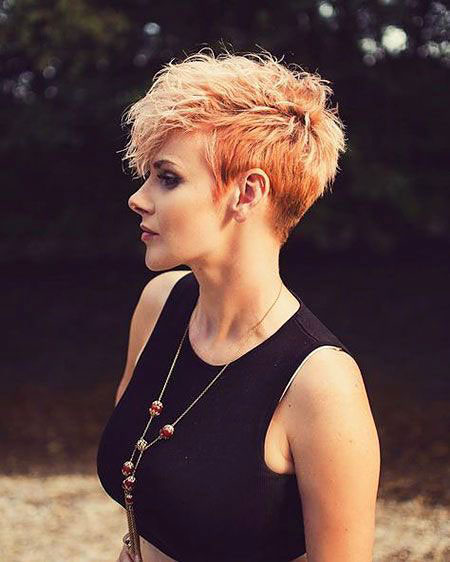 Short Messy Pixie, Hair Pixie Short 30