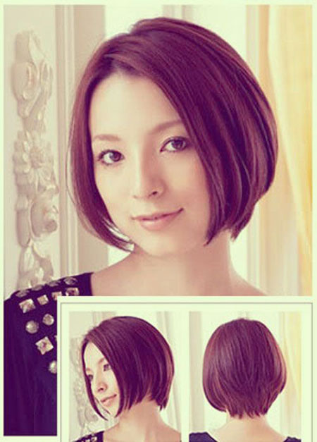 Bob Cut, Hair Bob Asian Styles