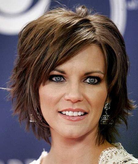 Chic Layered Short Hair, Hair Short Hairtyles Layered