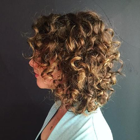 Brown Thick Curly Hair, Curly Brown Hair Hairtyles