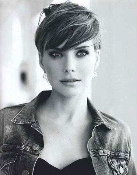 Cute Pixie Style, Pixie Short Cut Hair