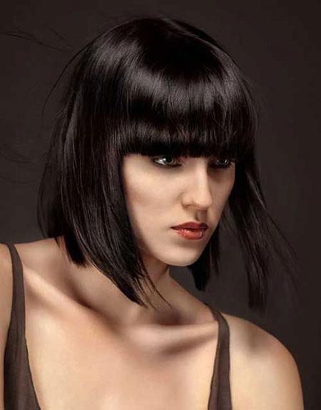 Blunt Long Bangs, Hair Hairtyles Short Bangs