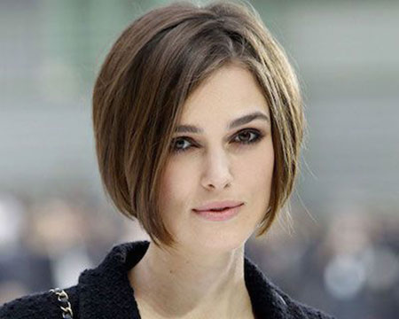 Keira Knightley Short Hair, Hair Short Brown Styles