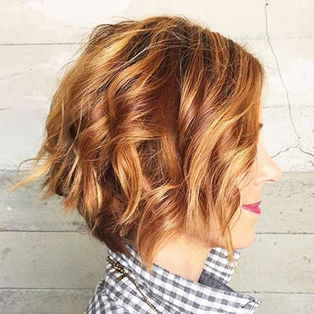 15 short layered hairstyles for thick hair  short