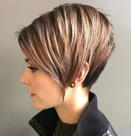 Pixie Layered Short Layers