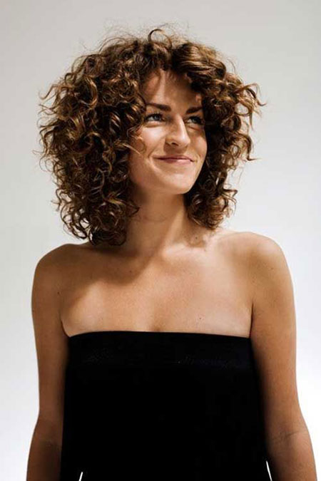 Curly Hair Styles All