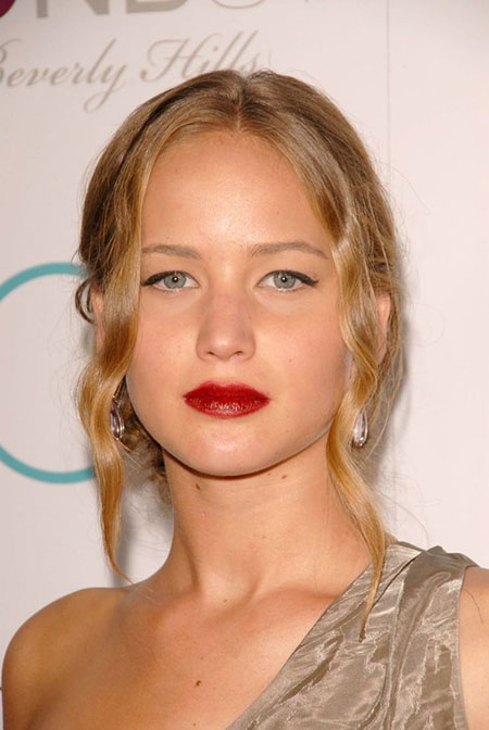 Lips Makeup Celebrity Jennifer