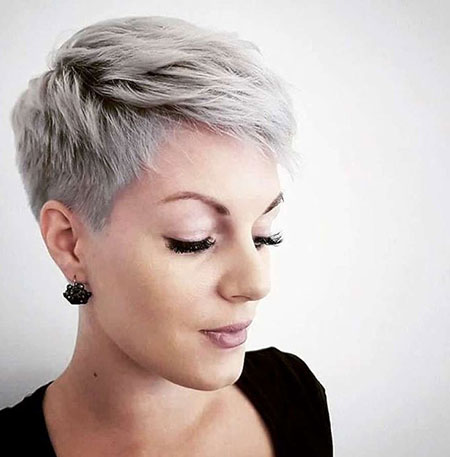 Pixie Short Choppy 20