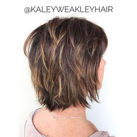 Short Hair And Highlights Short Hairstyles Haircuts