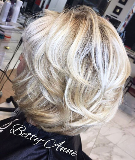 Blonde Layers Modern Layered